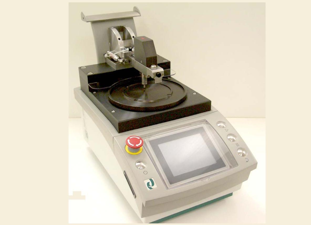 domaille polishing machine